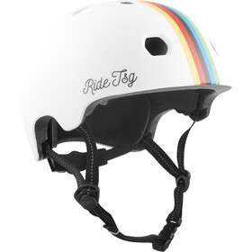 TSG Meta Graphic Design Bike Helmet white